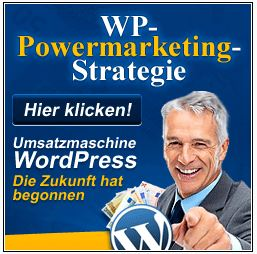 WordPress-Powermarketing